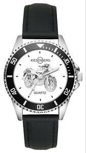 Geschenk für Laverda 750 Motorrad Fahrer Fans Kiesenberg Uhr L-20087