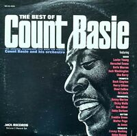 Count Basie And His Orchestra ‎– The Best Of Count Basie Vinyl LP Record (2LP)