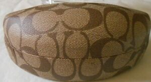 Pre-owned Coach Hard Clamshell Glasses/Sunglasses Case