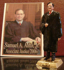 SUPREME COURT JUSTICE SAMUEL ALITO FIGURINE - ADD TO YOUR MARX COLLECTION