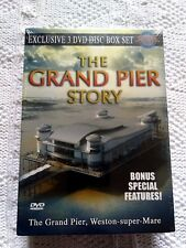 THE GRAND PIER STORY – DVD, 3-DISC BOX SET, R: 2+4, NEW, FREE POST+TRACKING