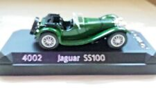 Solido 4002 Jaguar SS100  Dark Green