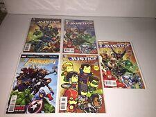 DC Comics Justice League #1 Lot