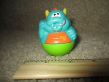 Playskool People Weebles part Castle home Castle Dragon Beast Monster knight toy