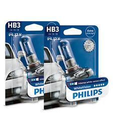 4x VALEO HALOGENLAMPE HB3 BLUE EFFECT 12V SCHEINWERFERLAMPE SCHEINWERFERLICHT