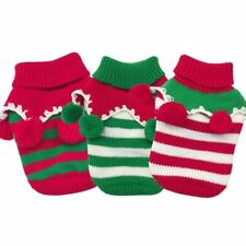 Christmas Sweater Coat Dog Winter Warm Clothes Pet Warm Comfortable Clothing