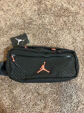 Nike Air Jordan Crossbody Bag Black/ Infrared 6 VI Sling