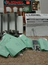 LIONEL #6-12874 Operating Street Lamps