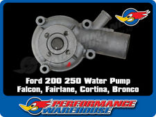 FORD 200 250 FALCON XB XC XD FAIRLANE ZG ZH ZJ CORTINA TD TE WATER PUMP 805