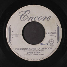 DANI LYNN: I'm Gonna Come To The Door / Through A Long And Sleepless Night 45 (