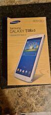 Samsung Galaxy Tab 3 SM-T2100 8GB, Wi-Fi, 7in - White