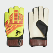 Adidas Men GK Predator Training Goalkeeper Gloves Football Soccer CW5601 Size 8