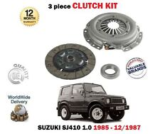 FOR SUZUKI SJ410 1.0 970cc F10A 1985-12/1987 NEW  CLUTCH KIT PLATE COVER BEARING