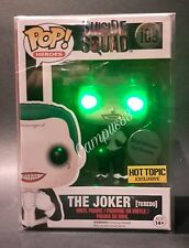 Funko Pop! BRIGHT GREEN LED The Joker #109 NightVision Exclusive!