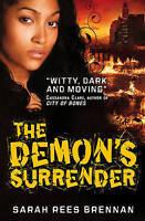 Rees Brennan, Sarah, Demon's Surrender, Very Good Book