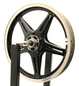 1978 Honda Goldwing 1000 Gl1000 Black Front Wheel Rim 44650-431-671
