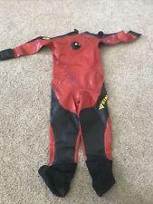 Viking Professional 1000 Rubber Drysuit Size 1 Pro Diving Suit
