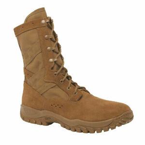 New Belleville Men's Ultra Light Assault Boot Coyote C320 Men's Size 11.5 W