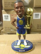DRAYMOND GREEN Bobblehead Golden State Warriors 2015 NBA Final Champions Trophy