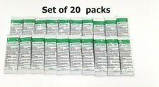 ASTHMANEFRIN Asthma Medication Refill, Pack of 20 Vials, Expiration APRIL 2021