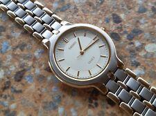 Seiko Dolce 8J41 6090 High Accuracy Quartz HAQ  August 1996 Dress Watch