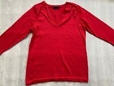 BODEN  red  jumper  size 14    spring / summer