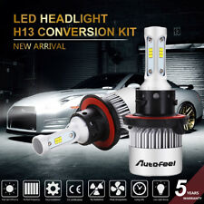 H13 9008 CREE LED Headlight Conversion Kit 1050W 153000LM HI/LO Beam Bulb 6000K