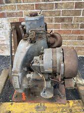 Deutz F1l 208 D Diesel Engine Vintage 1980 Single Cylinder Engine