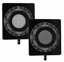 Set of 2 Polarizing Filters for Optical Bench Kits - Adjustable Polarization -