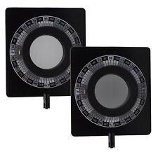 Set Of 2 Polarizing Filters For Optical Bench Kits Adjustable Polarization