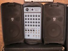 Fender PASSPORT 300 PRO Sound Package Portable PA System
