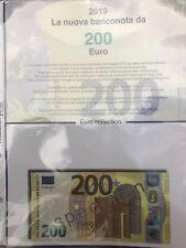 NUOVA 200 EURO MASTERPHIL FOGLIO AGGIORNAMENTO