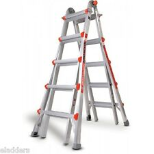 22 1aa Little Giant Ladder Wheels Amp Platform 375lb Rated Super Duty 10403 New