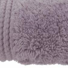 Lavender Purple Super Absorbent Bamboo Bathroom Bath Linen Hand Towel 50 X 100cm (b) 2 Towels