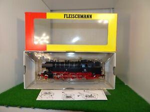 1165  Fleischmann AC  Dampflokomotive BR 65 018 DB   , sehr schön erhalten