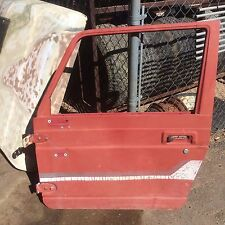 82-92 Suzuki SJ410 Samurai OEM Left Driver Full Door Shell with Hinges