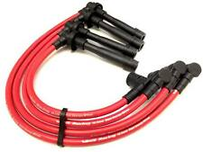 1992-1995 EG EJ1 EJ JDM HONDA CIVIC SOHC RED SPARK PLUG WIRES 10.2MM 2DR 3DR 4DR