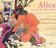 Alice Au Pays Des Merveilles, New Music