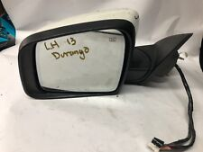 2013-2017 DODGE DURANGO LEFT LH DOOR MIRROR HEATED