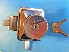 1 Vintage Bargman L200 Lock Travel Trailer RV Shasta Airstream NOS. lock w/keys
