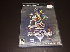 Kingdom Hearts II 2 PlayStation 2 PS2