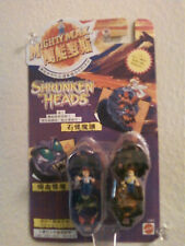 Mighty max  horror heads 3 and 4 sealed in box
