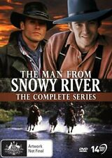 The Man From Snowy River - Complete Series DVD 14-disc Region 4 RARE