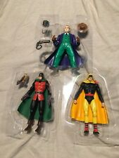 DC Direct Justice Society America  Golden Age Hourman Sandman Dr. Mid-nite Lot
