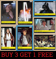 2019 Topps Star Wars Galactic Moments Cards BUY 3 GET 1 FREE!