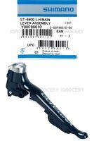Shimano Ultegra ST-6800 Left Main Shift/Brake Lever Assembly Black New