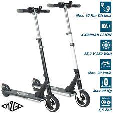 Elektroroller E-Scooter Roller Cityroller 250W bis 20 km/h klappbar ab 184,90?