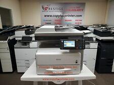 Ricoh Aficio Mp 301spf Blackwhite Copier Printer Scanner Fax
