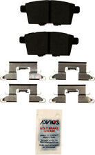 Disc Brake Pad Set fits 2007-2015 Mazda CX-9 CX-7  WD EXPRESS