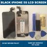 Complet pour Iphone 5S LCD Numériseur Écran de Remplacement Origine Noir